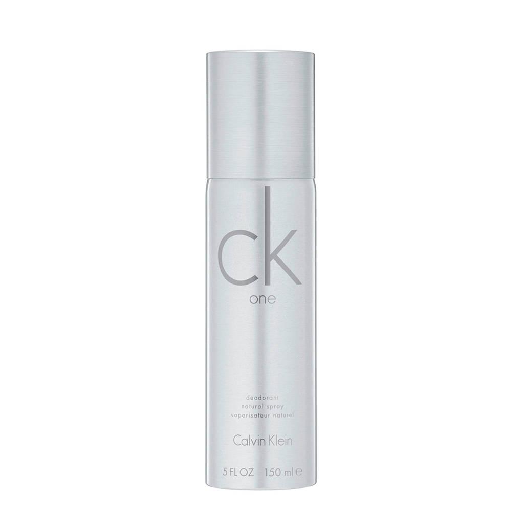 CALVIN KLEIN Ck One Deo Spray - 150ml