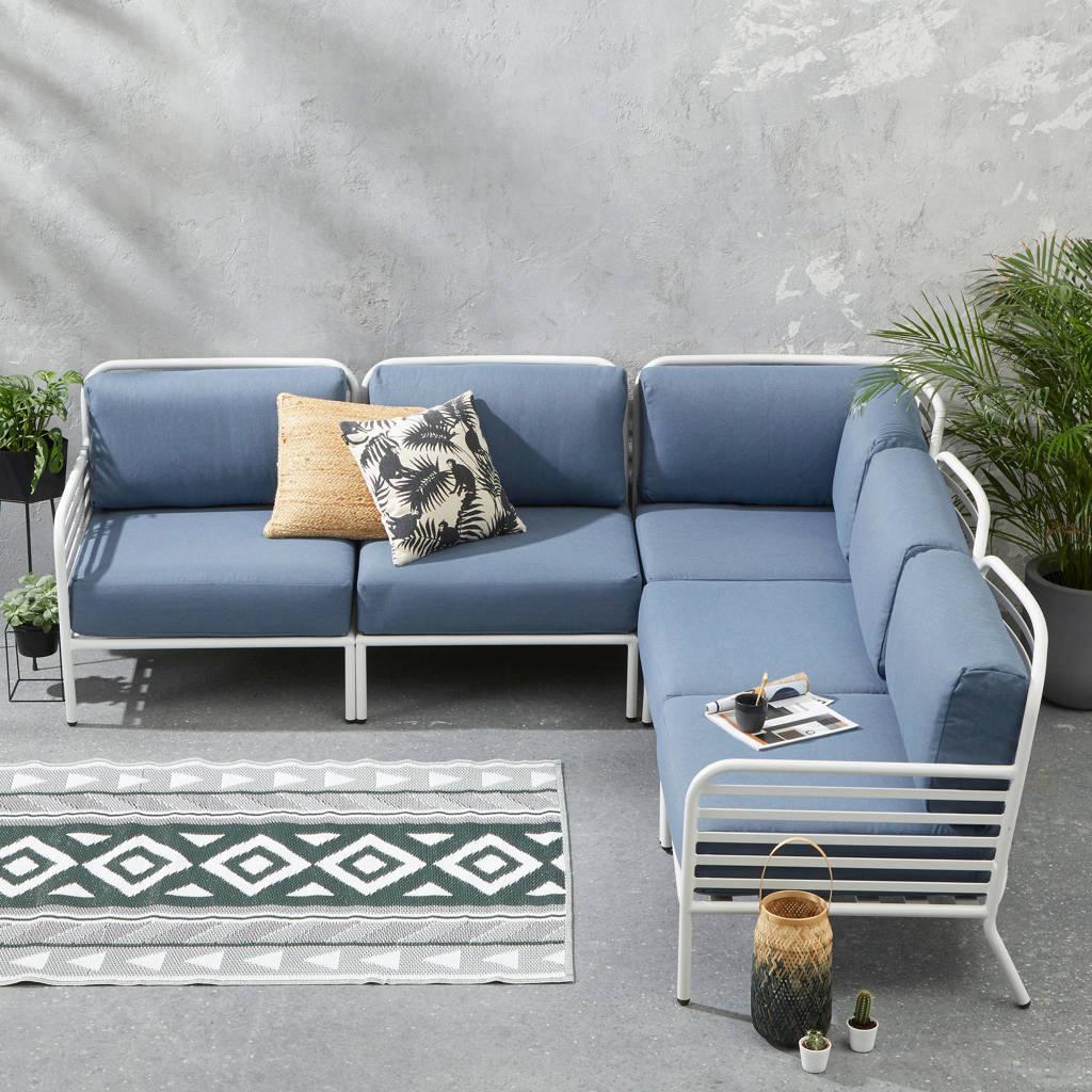 whkmp's own loungeset Breton, Wit/blauw