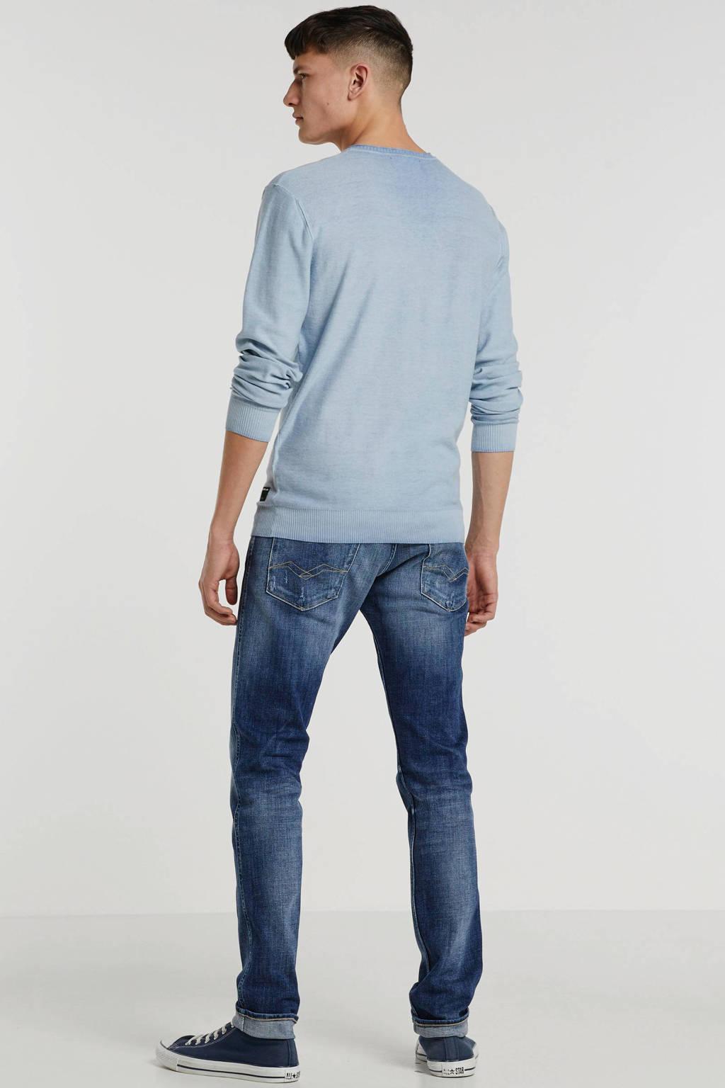 REPLAY trui lichtblauw, Lichtblauw