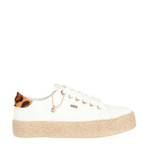 Chevelijn  sneakers wit
