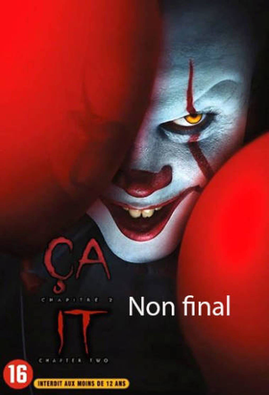 It - Chapter two (DVD)