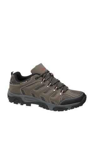 wandelschoenen bruin/grijs