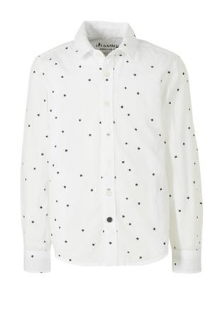 Palomino gilet, overhemd en strikje antraciet/wit/zwart