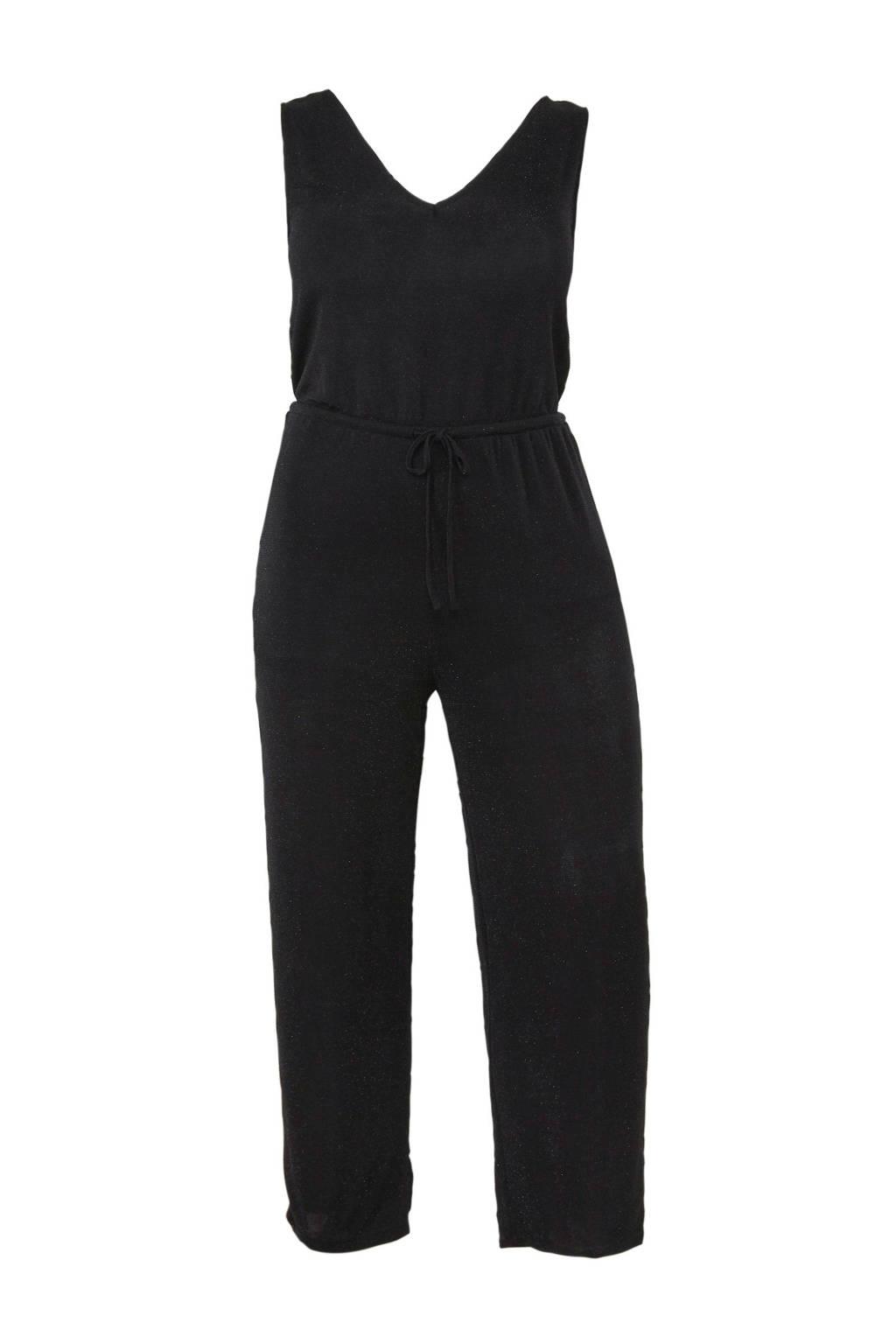 C&A XL Clockhouse jumpsuit zwart, Zwart