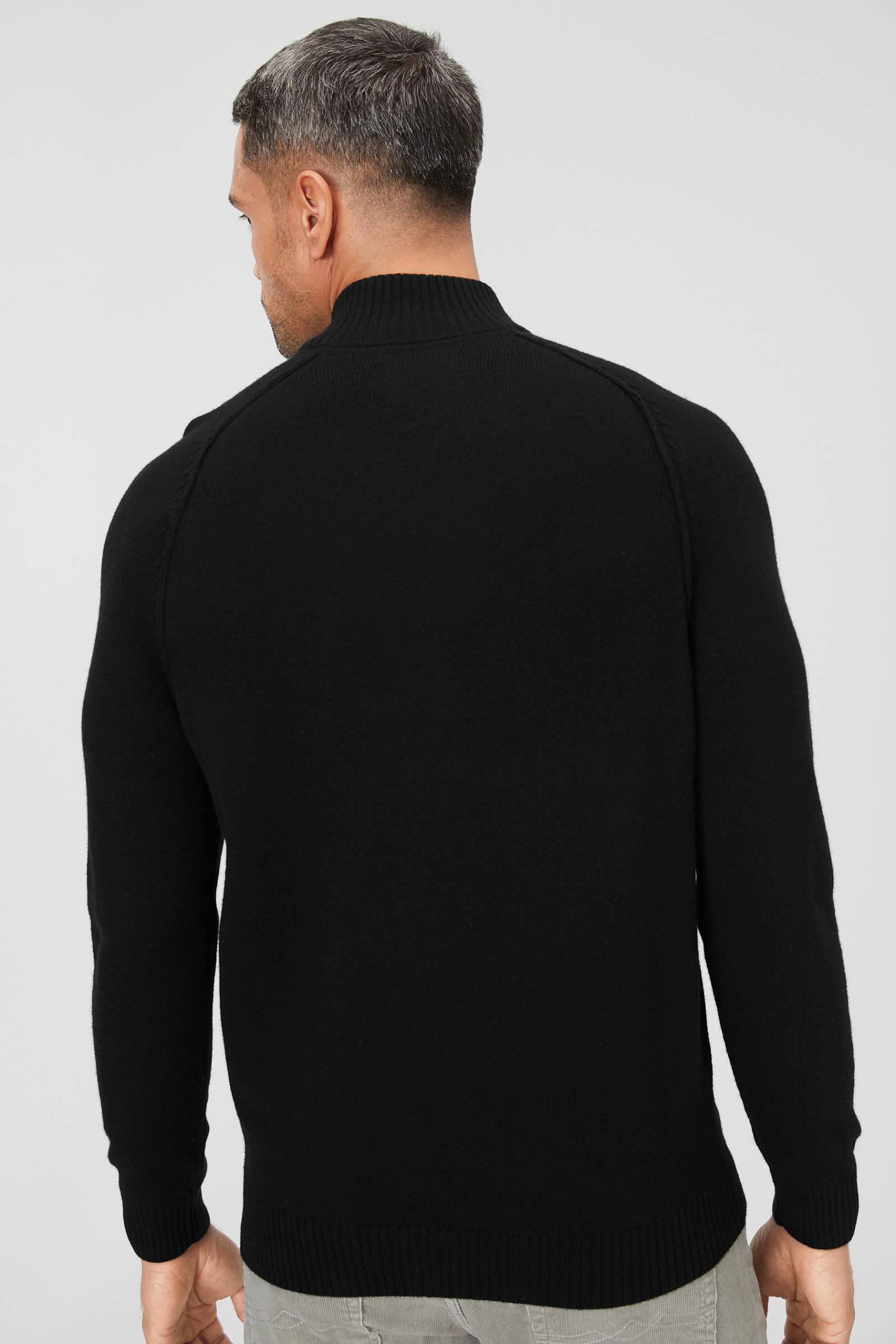 C&A Canda trui zwarte melee | wehkamp