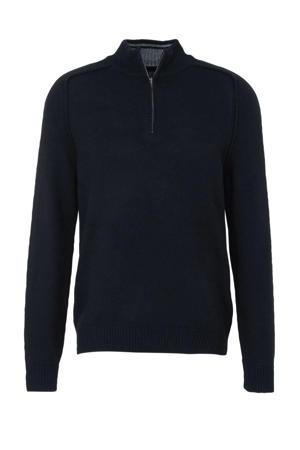 Canda trui met wol zwart