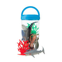 HEMA  zeedieren set