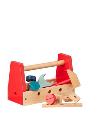 houten gereedschapskist