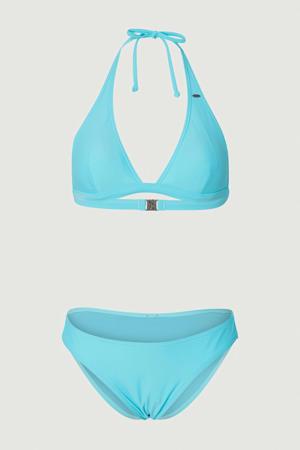 halter bikini Maria Cruz lichtblauw