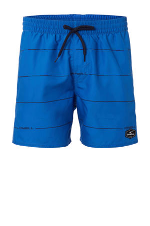 zwemshort Contourz blauw