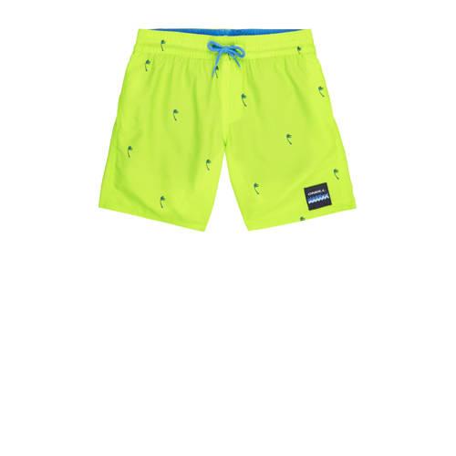 O'Neill zwemshort Mini Palms geel