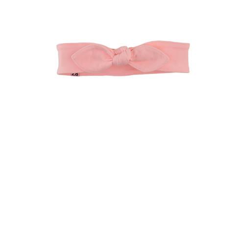 Z8 newborn haarband Doortje roze