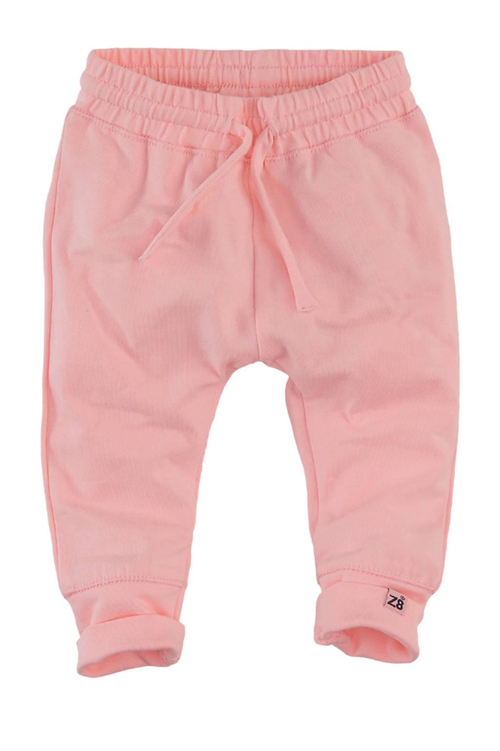 Z8 newborn joggingbroek Dodo roze, Roze