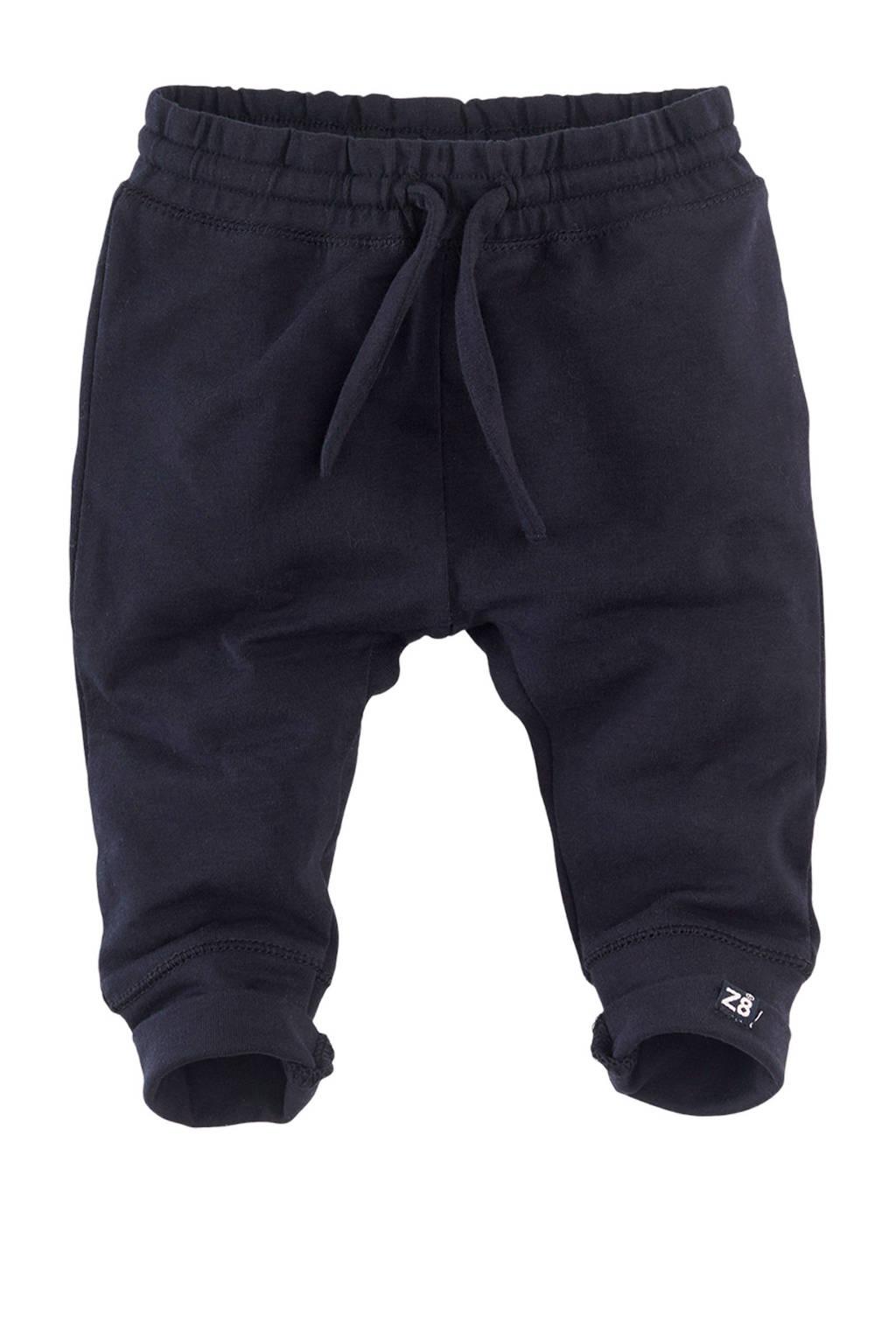 Z8   newborn joggingbroek Dodo donkerblauw, Donkerblauw