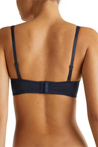 ESPRIT Women Bodywear strapless voorgevormde beugelbh donkerblauw, Donkerblauw
