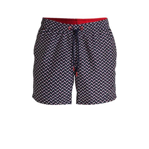 ESPRIT Men Bodywear zwemshort met all over print m