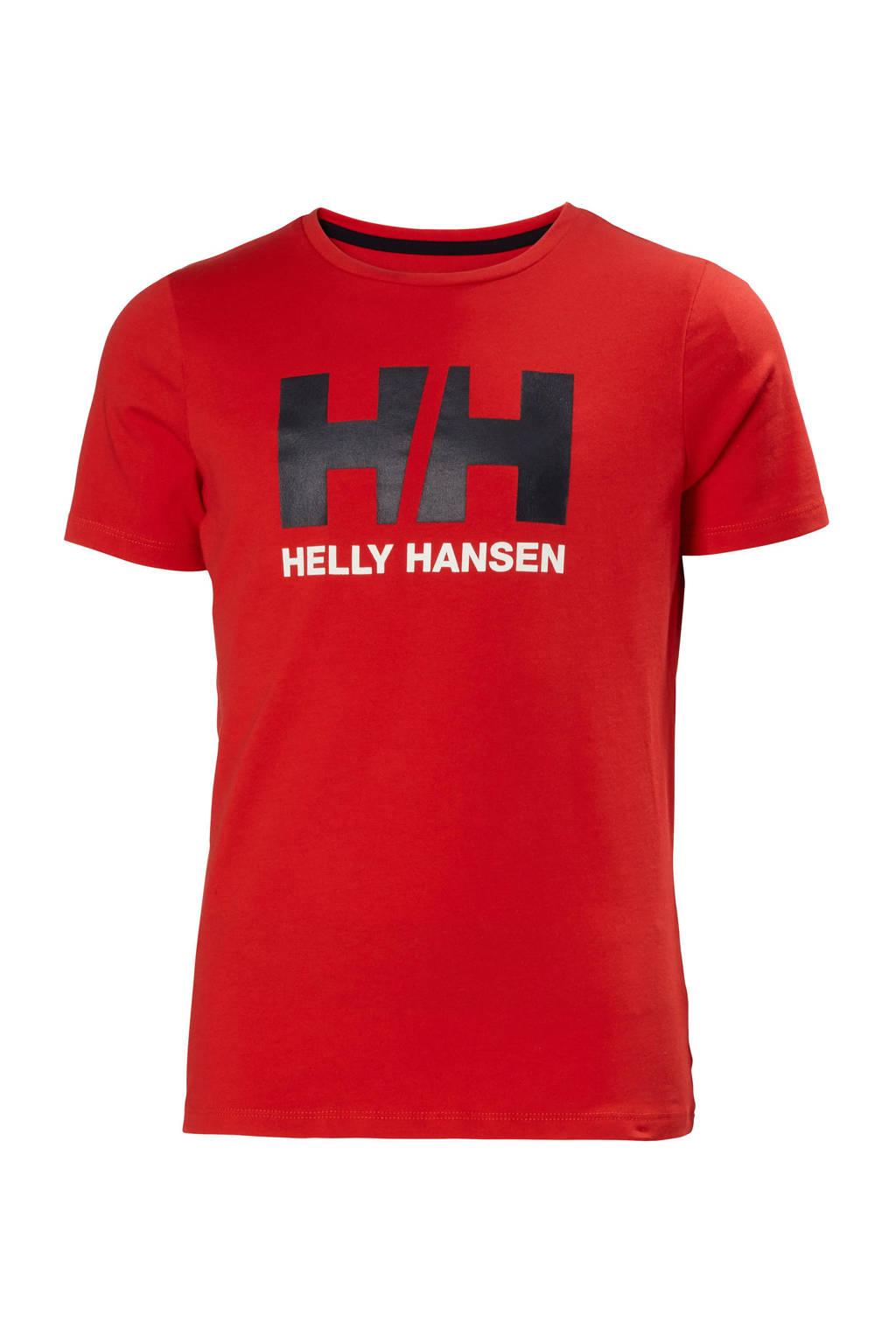 Helly Hansen T-shirt rood, Rood