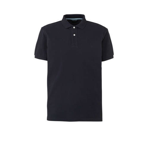 Profuomo regular fit polo geel