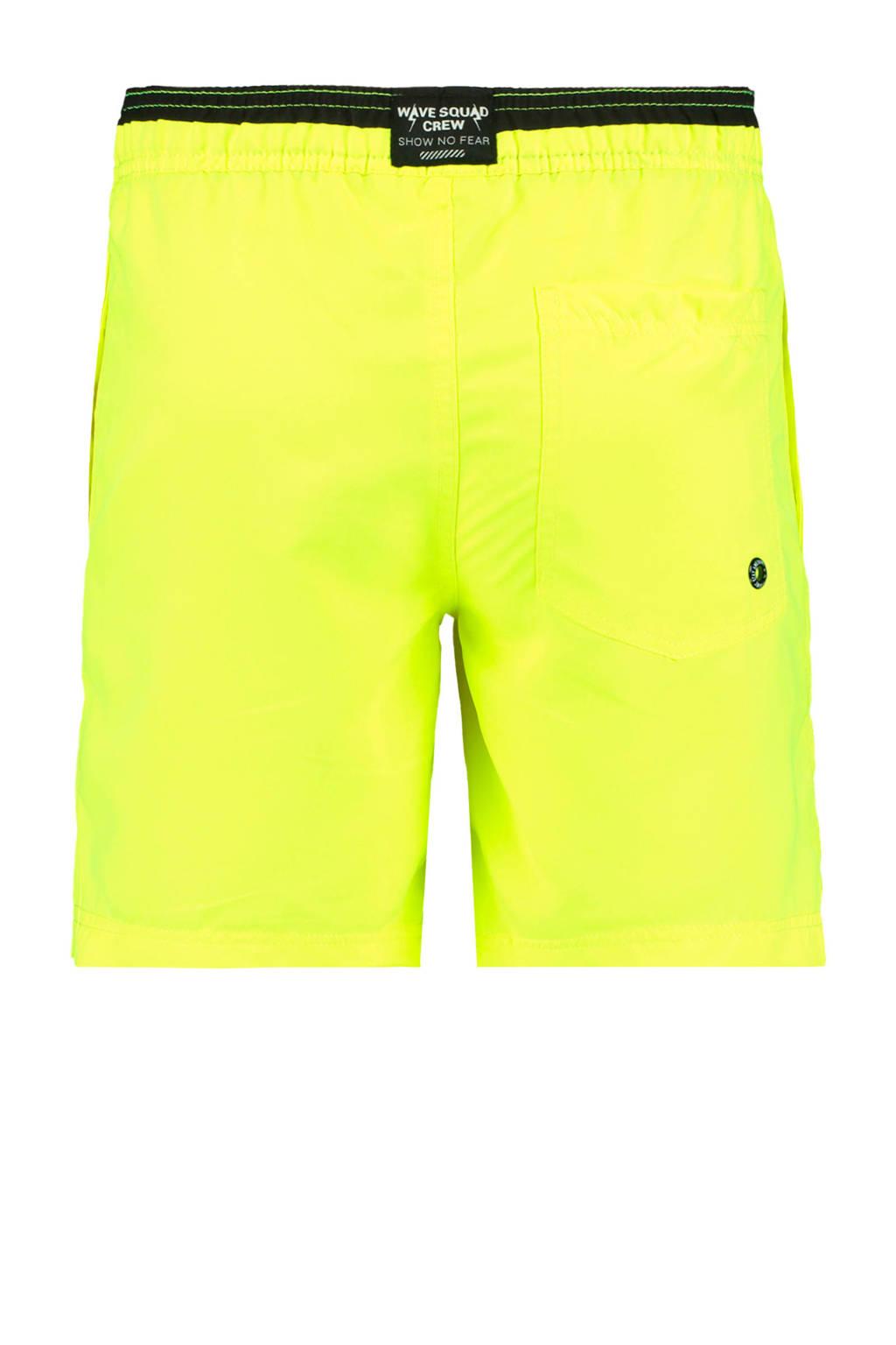 CoolCat Junior zwemshort Woud geel, Geel