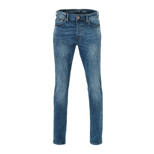 C&A The Denim loose fit jeans donkerblauw