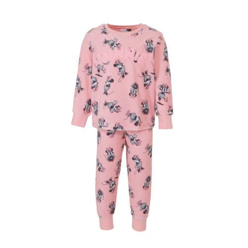 Disney @ C&A pyjamabroek en sweater minnie mouse