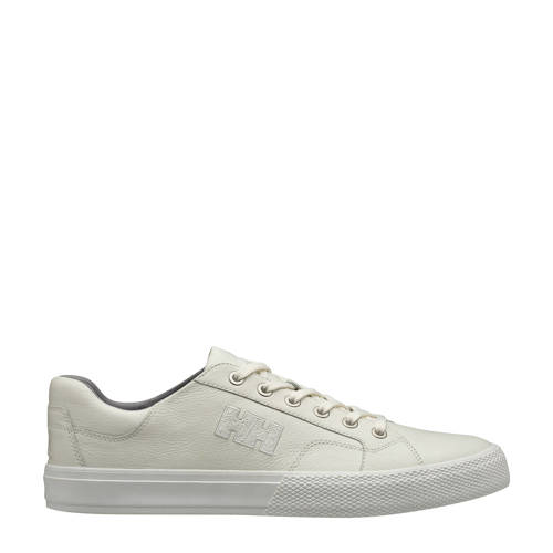 Helly Hansen Fjord LV-2 leren sneakers off white