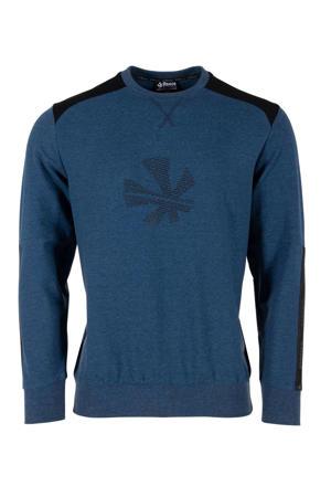 sportsweater blauw