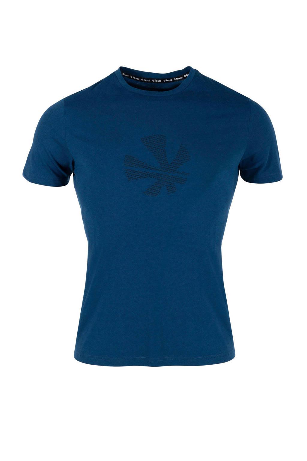 Reece Australia   sport T-shirt donkerblauw, Donkerblauw