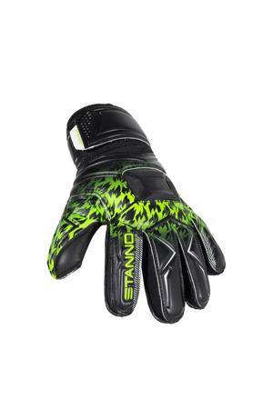 Junior  keepershandschoenen zwart/groen