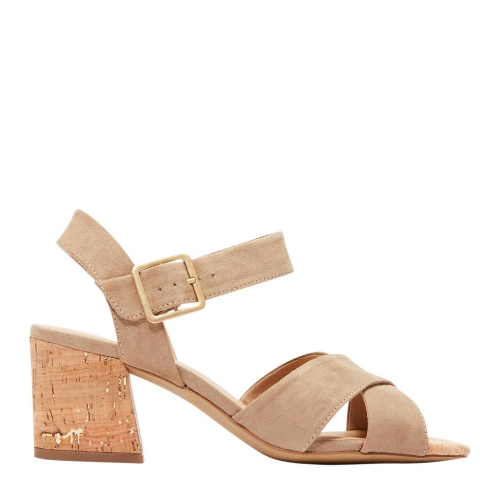 s.Oliver   sandalettes beige, Beige