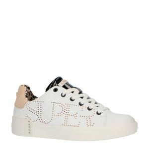 Lewi LSR W  sneakers wit/beige