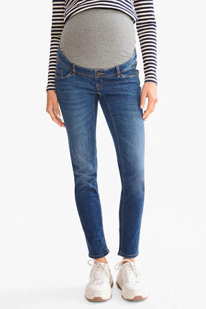 skinny zwangerschapsjeans light denim