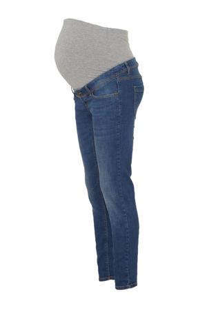 skinny zwangerschapsjeans light denim
