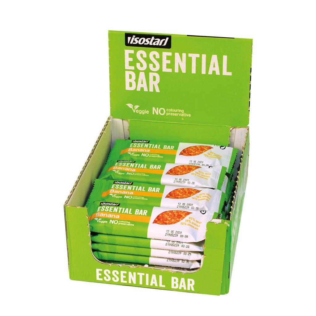 Isostar Essential reep banaan 24st