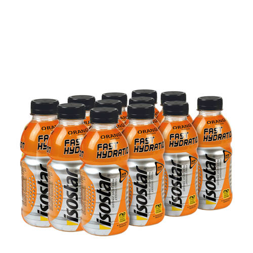 Isostar Pet Orange 12x500 ml