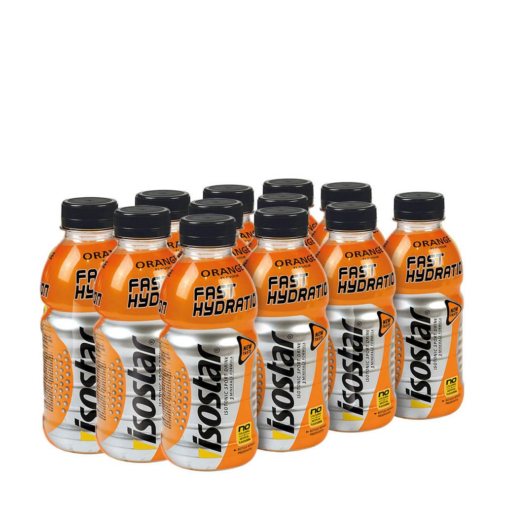 Isostar Pet Orange 12x500 ml