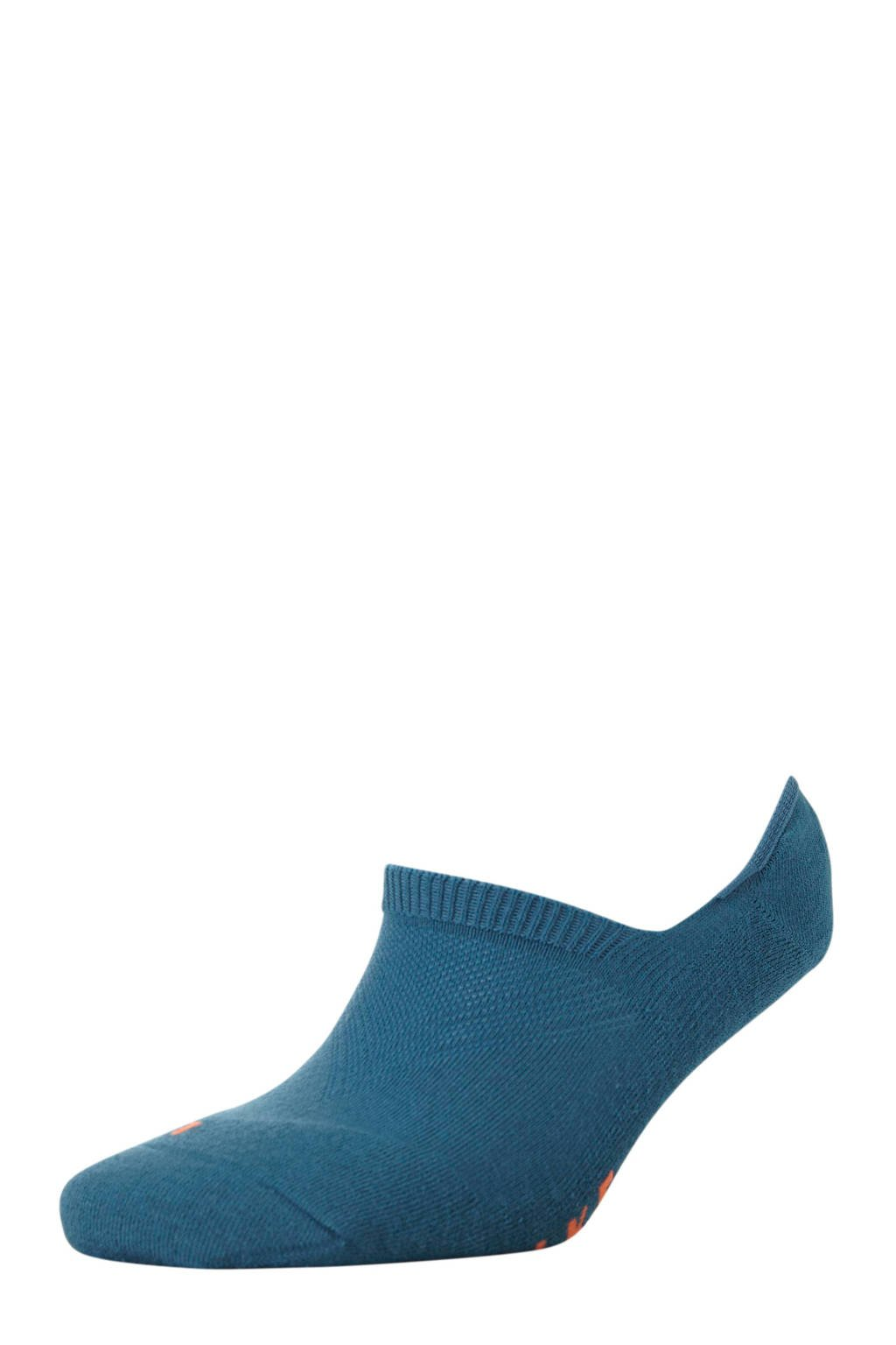 FALKE Cool Kick Invisible sneakersokken blauw, Blauw