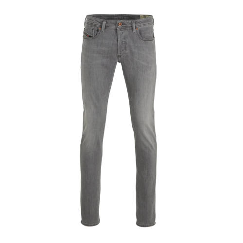 Diesel slim fit jeans SLEENKER-X black denim