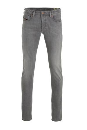 slim fit jeans SLEENKER-X black denim