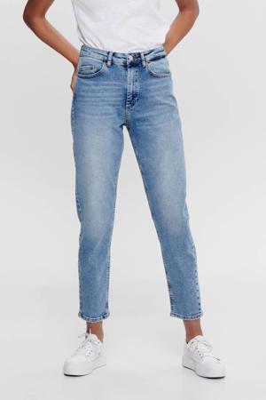 high waist Mom jeans Veneda blauw