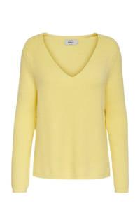 ONLY trui geel, Geel