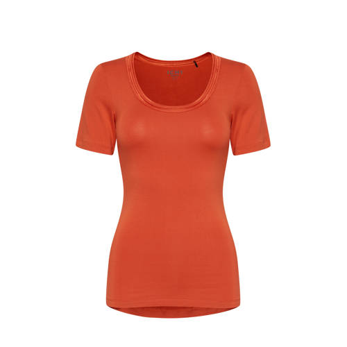 ICHI T-shirt Ihzola rood