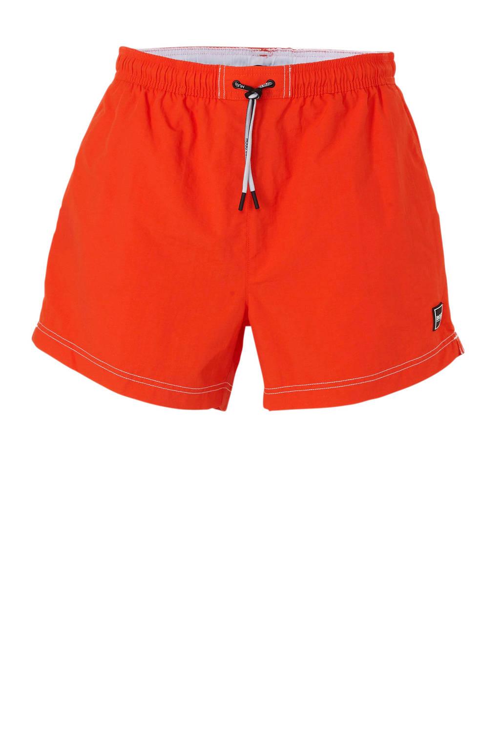 BOSS zwemshort Tuna oranje, Oranje
