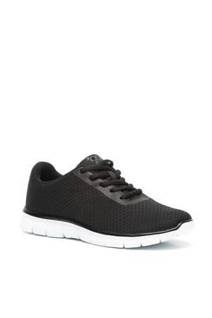 fitness schoenen zwart/wit