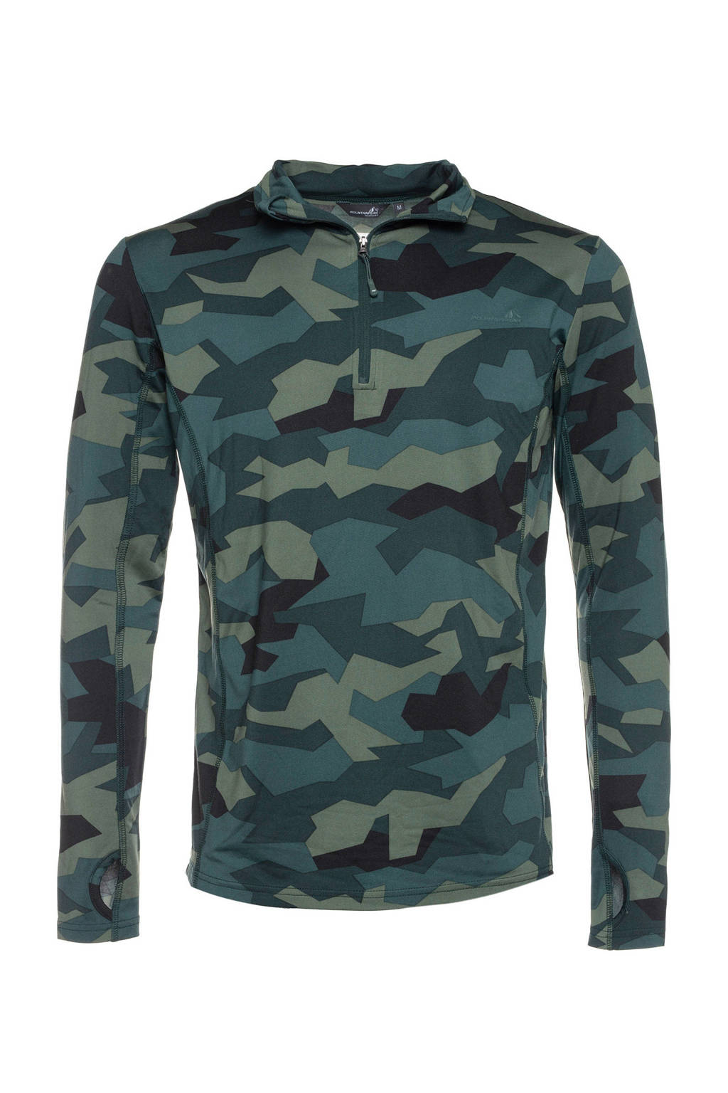 Scapino Mountain Peak skipully camouflage, Groen