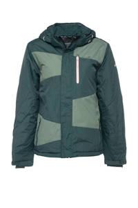 Scapino Mountain Peak ski-jas groen, Groen/Combinatie