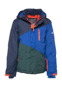 Scapino Mountain Peak kids jas blauw, Blauw