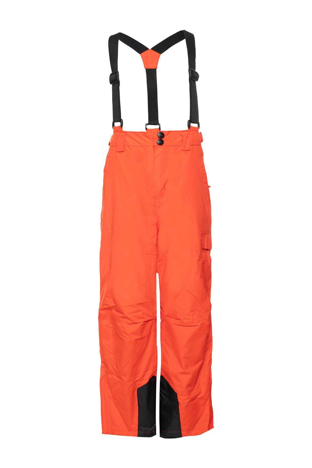 Scapino Mountain Peak skibroek oranje, Oranje