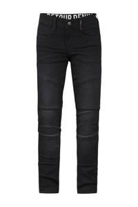 Retour Denim tapered fit jeans Yves black, Black