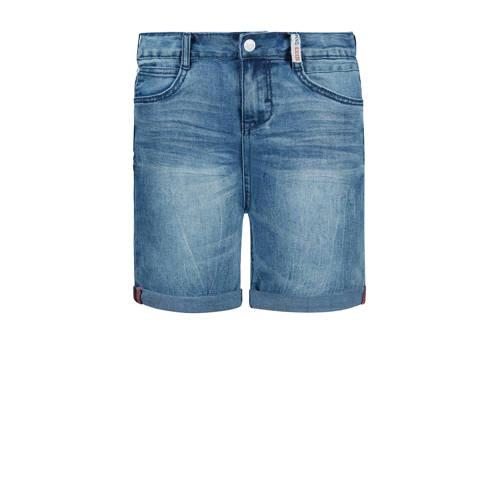 Retour Denim regular fit jeans bermuda Reve light